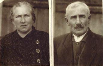 Photo: Bödők Kálmán és Tarcsi Erzsébet 1950-es évek