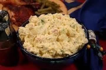 Easiest Potato Egg Salad