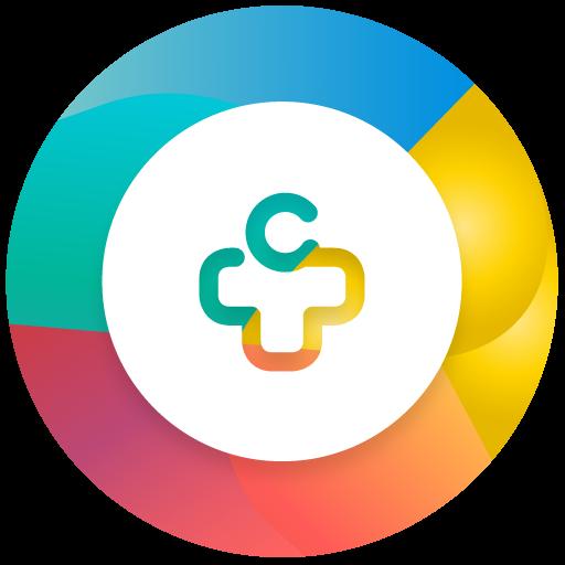联系人加强版 (Contacts+) 通訊 App LOGO-硬是要APP