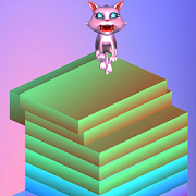 Free Download The Stack Cat Jump APK for Samsung