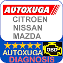 Citroen, Nissan, Mazda 3 scanner cars OBD2 ELM327 icon
