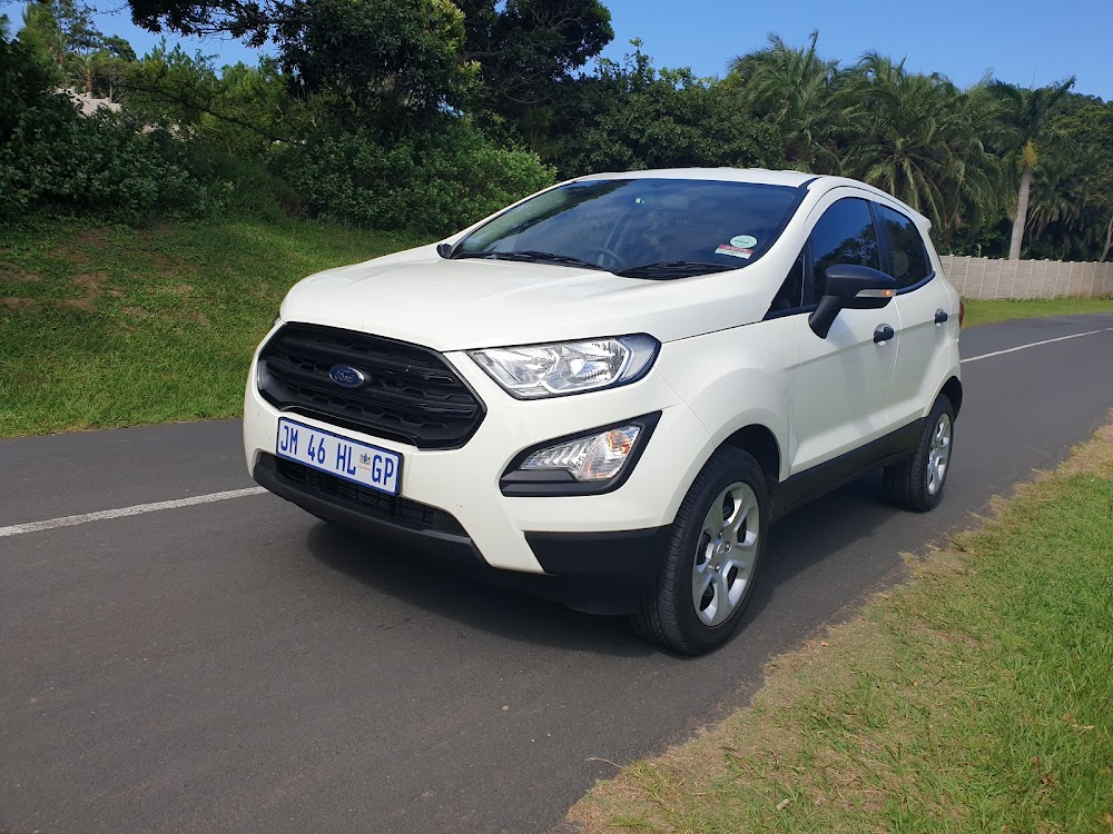 REVIEW   The 2021 Ford EcoSport is well priced but showing its age
