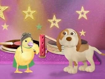 Save the Hound Dog!/Save the Glowworm!