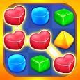 Gummy Paradise - Free Match 3 Puzzle Game icon