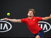 Gigounon schetst omstandigheden voor Goffin en andere spelers op Australian Open