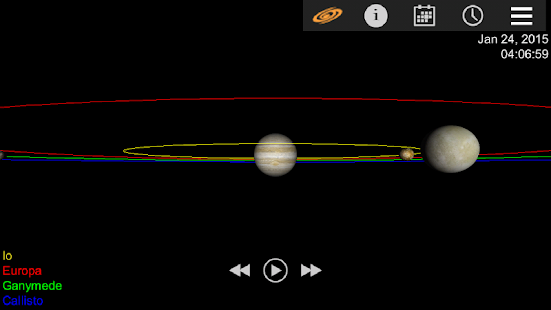 Jupiter Simulator Pro- screenshot thumbnail