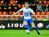 Le joueur de Niort, Romain Grange, s'est engagé pour 3 ans + 1 en option au Sporting Charleroi