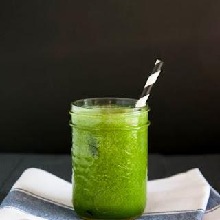 Kiwi Green Juice.