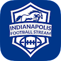 Indianapolis Football STREAM+ icon
