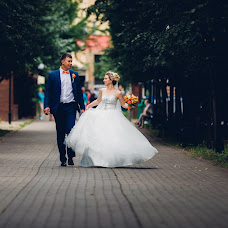 Wedding photographer Vladimir Smetana (Qudesnickkk). Photo of 28.09.2016
