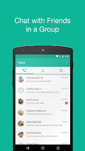 Talkray – Free Calls & Texts 5