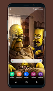 Homer Wallpaper 2018 - náhled