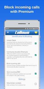 tellows – Caller ID & Block App Download For Android 5