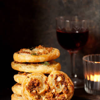 Hazelnut Taleggio Cheese Palmiers + JORD Watch Competition.