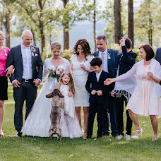 Wedding photographer Szabolcs Sipos (siposszabolcs). Photo of 16.06.2018
