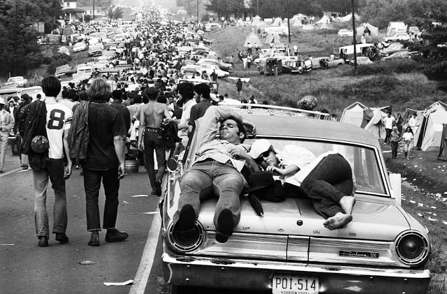 Photos of Life at Woodstock 1969 (26)