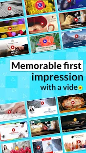 Digital Video Business Card Maker Mod Apk Download For Android 1