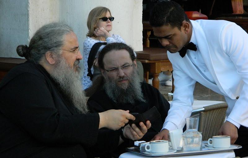 Al caffè Florian di lucaldera