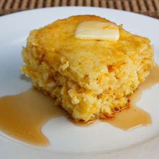 Cottage Cheese Cornbread