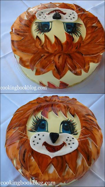 Торта Лъвче