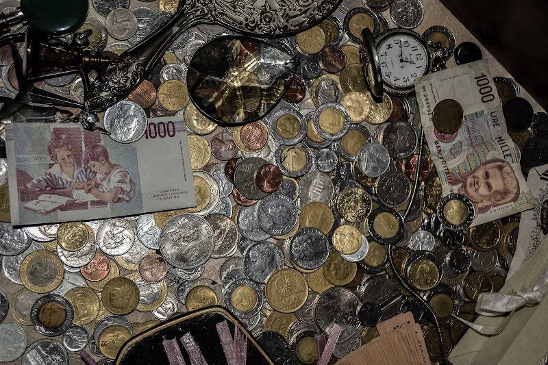 The Time of Old Coins di Didi - Diana Gabrielli