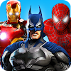 Superhero Legends War : Fighting Injustice Game APK Icon