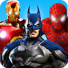 Superhero Legends War : Fighting Injustice Game icon