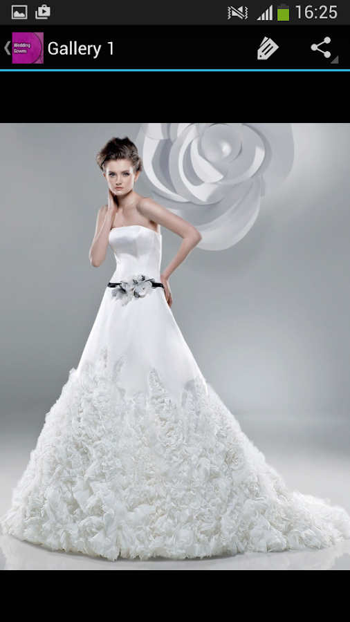 Wedding gowns android apps on google play for Wedding dresses app
