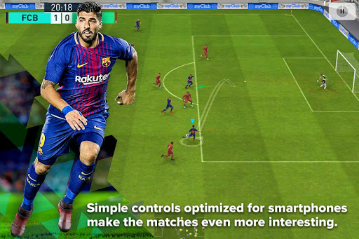 PES 2018 PRO EVOLUTION SOCCER 2.3.3 screenshots 4