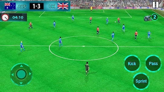 Soccer Leagues Mega Challenge 2020: Football Kings Mod Apk Download For Android 3