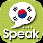 Speak Korean Icon