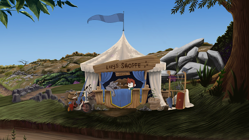 The Little Acre - screenshot