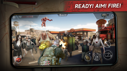 Left to Survive: Zombie Survival PvP Shooter apkpoly screenshots 7