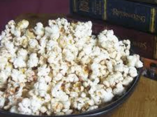 Sweet And Spicy Kettle Corn Recipe