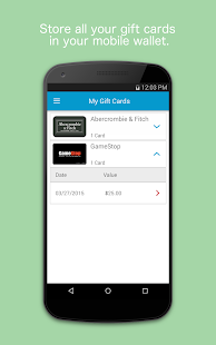 SaveYa - Buy & Sell Gift Cards - screenshot thumbnail