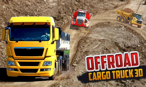 Heavy Cargo Truck Transport Uphill Driver 2019  captures d'écran 2