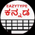 EazyType Kannada Keyboard Emoji & Stickers Gifs icon