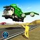 City Garbage Flying Truck- Flying Games APK