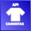 API CAMISETAS icon