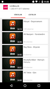 İzlesene- screenshot thumbnail