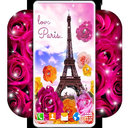 Paris Love Live Wallpapers French Love Wallpaper Aplikasi Di Google Play