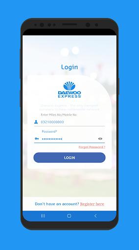 Daewoo Express Mobile 17.5 screenshots 1