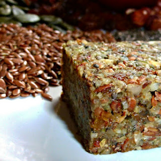 Raw Vegan Apple Bars [Gluten-Free]