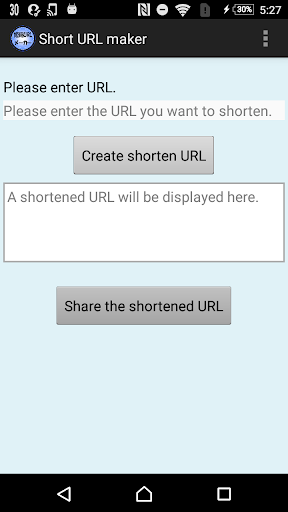 Short URL maker 1.1.6 Windows u7528 1