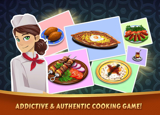 Kebab World - Chef Kitchen Restaurant Cooking Game 1.18.0 Screenshots 15