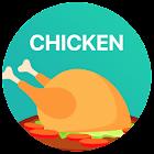Healthy chicken recipes free : Chicken cookbook icon