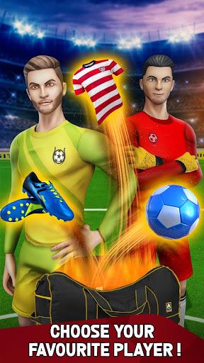 Soccer Kicks Strike: Mini Flick Football Games 3D apktreat screenshots 1