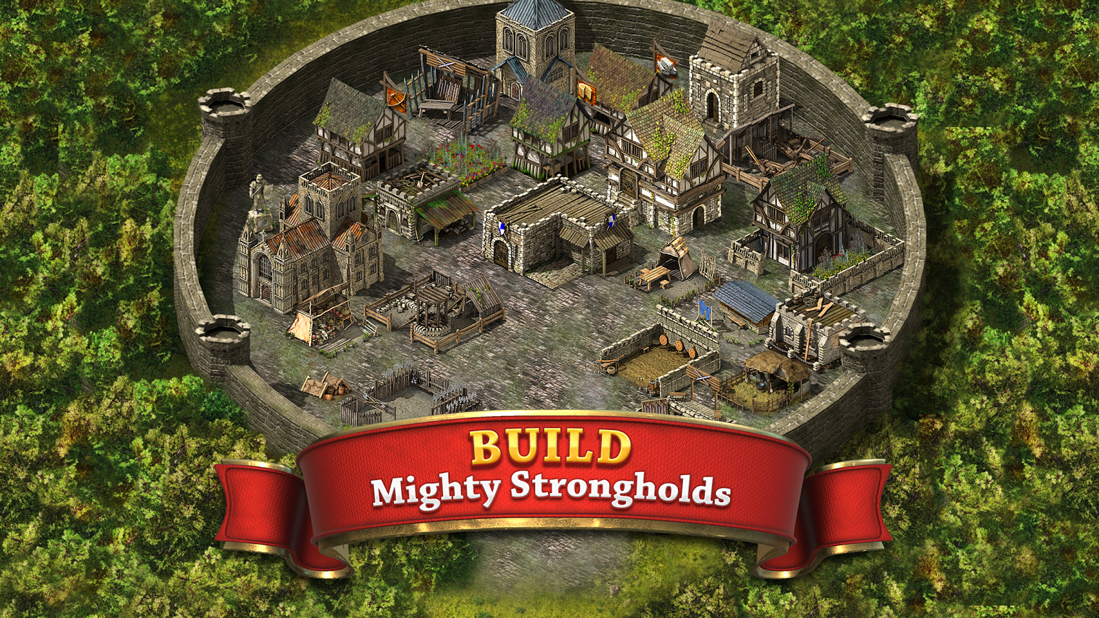 Stronghold Kingdoms: Feudal Warfare- screenshot