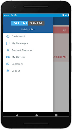 patient portal - rpm screenshot 2