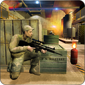 Baixar Anti Terrorist Strike - Modern fps Commando Attack para Android
